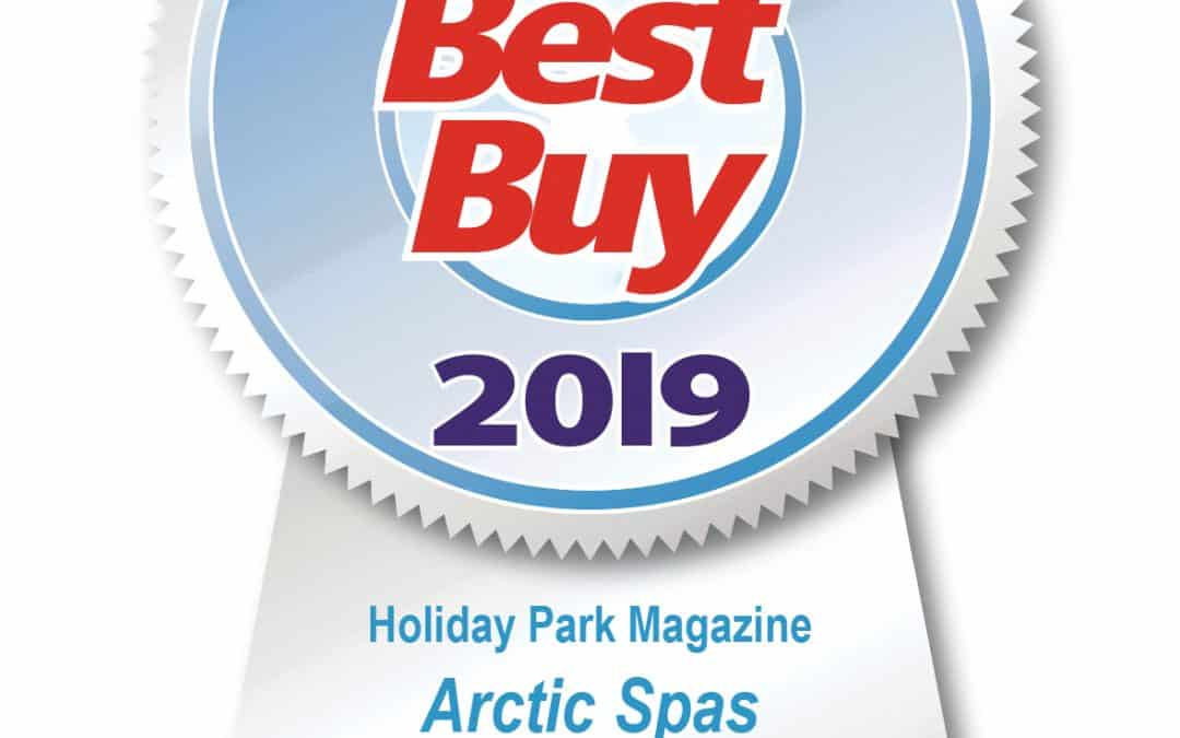 Arctic Spas UK Best Buy 2019