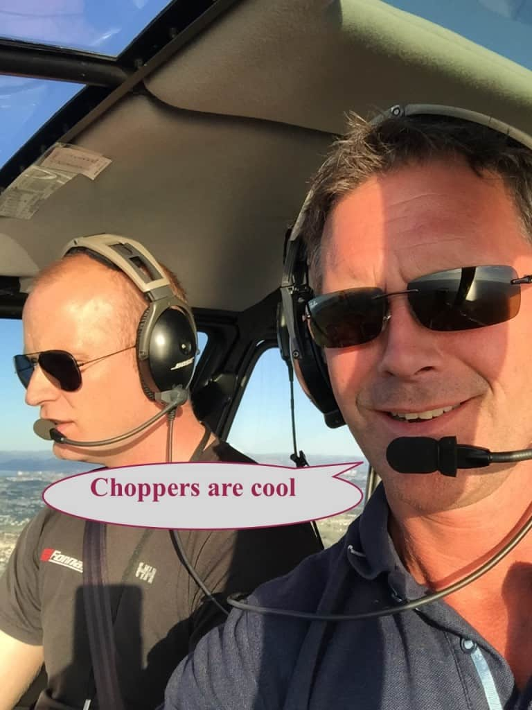 choppers are cool
